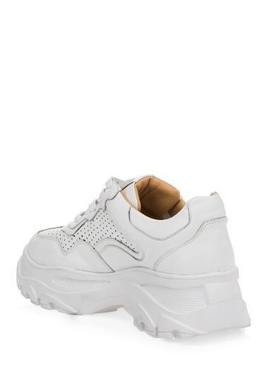 Pier Lucci Spor Ayakkabı Beyaz